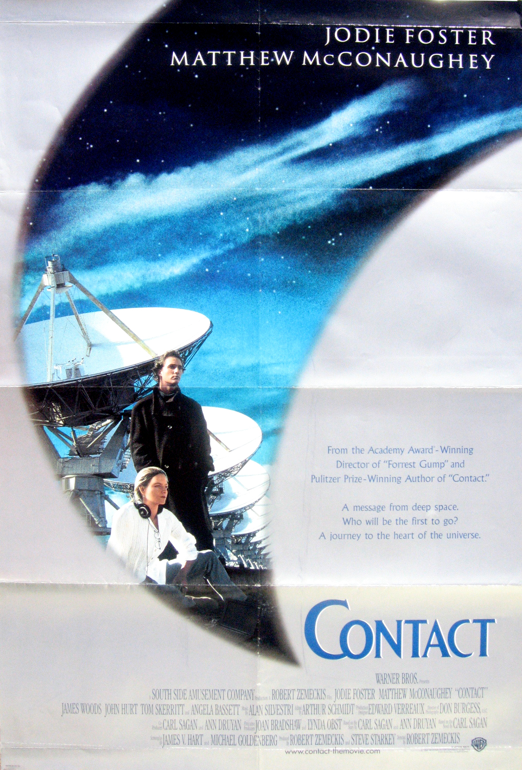 contact movie Teachwithmoviesorg create lesson plans from 425 movies and film clips, contact, space travel, science fiction.