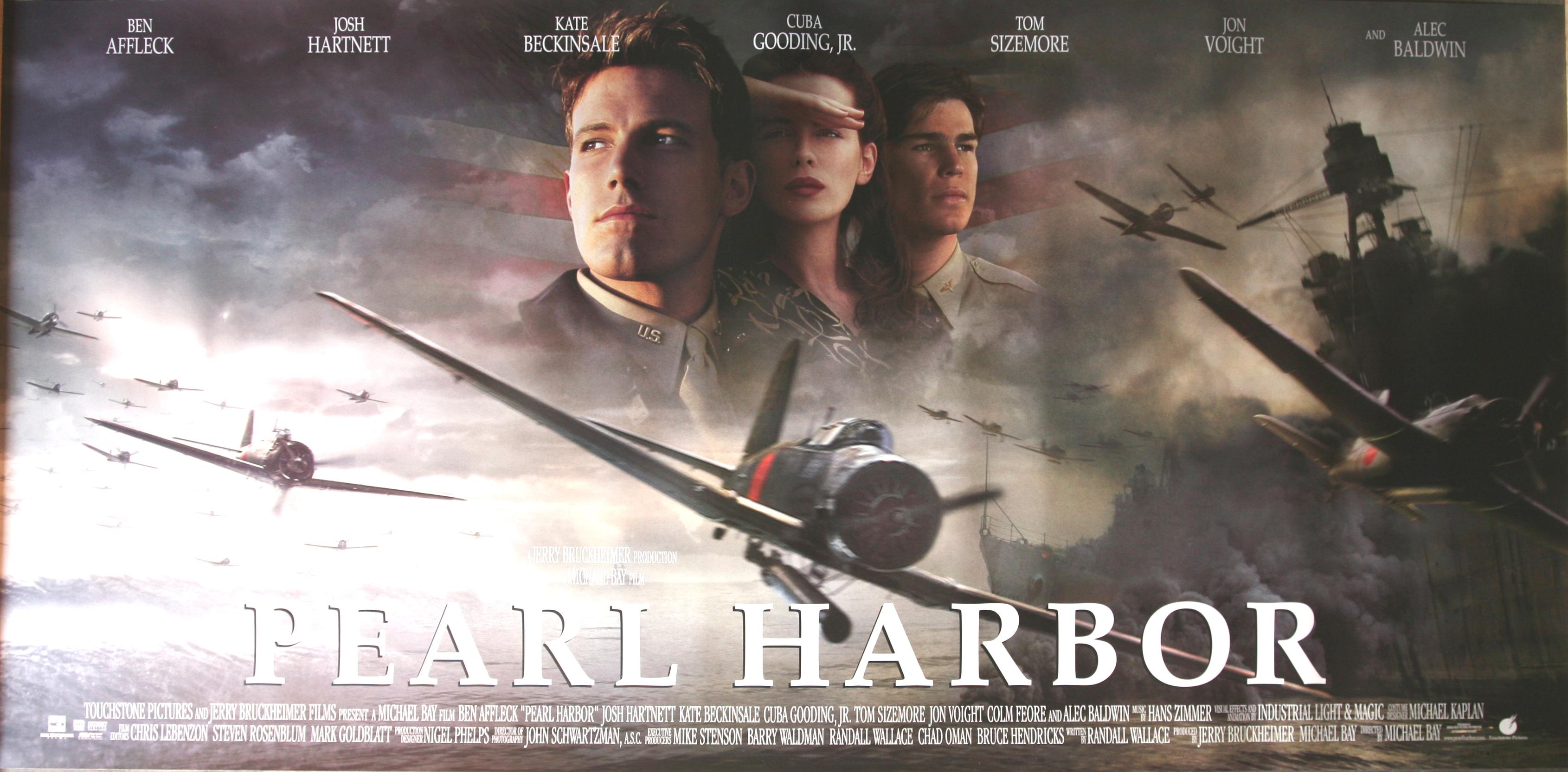 Pearl Harbor IPod Zune PSP