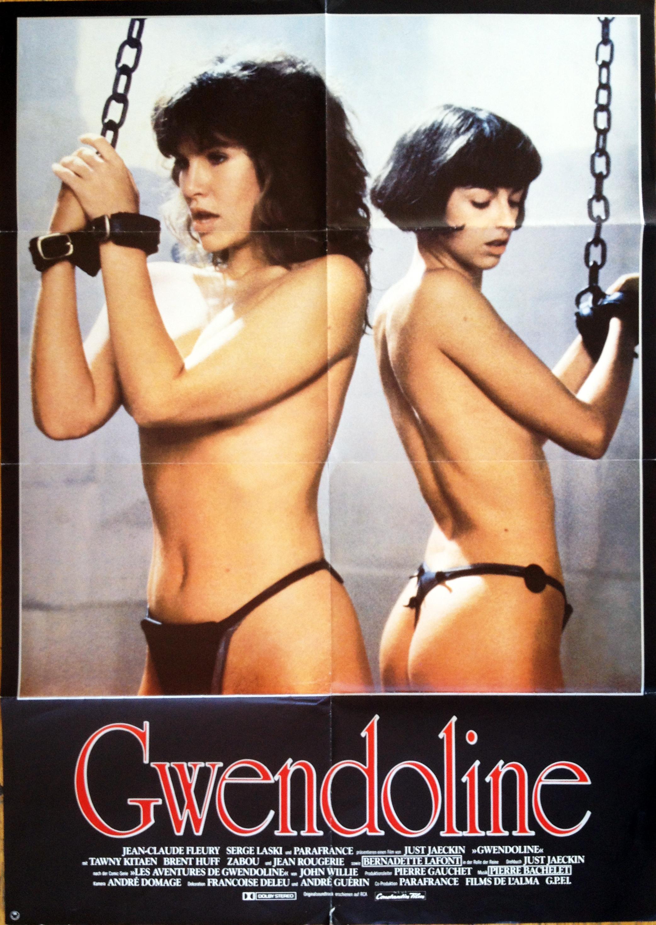 Erotic fantasy art gwendoline sexy images