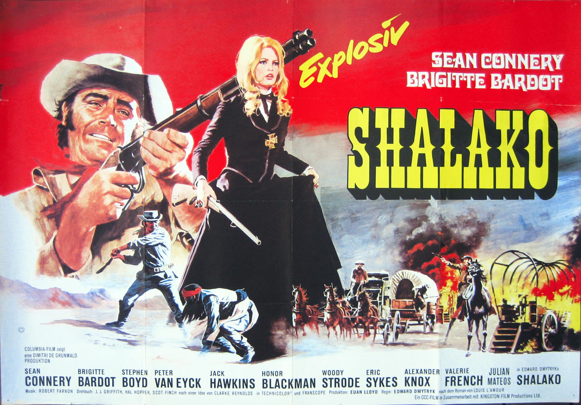 Шалако 1968  фильм бесплатно