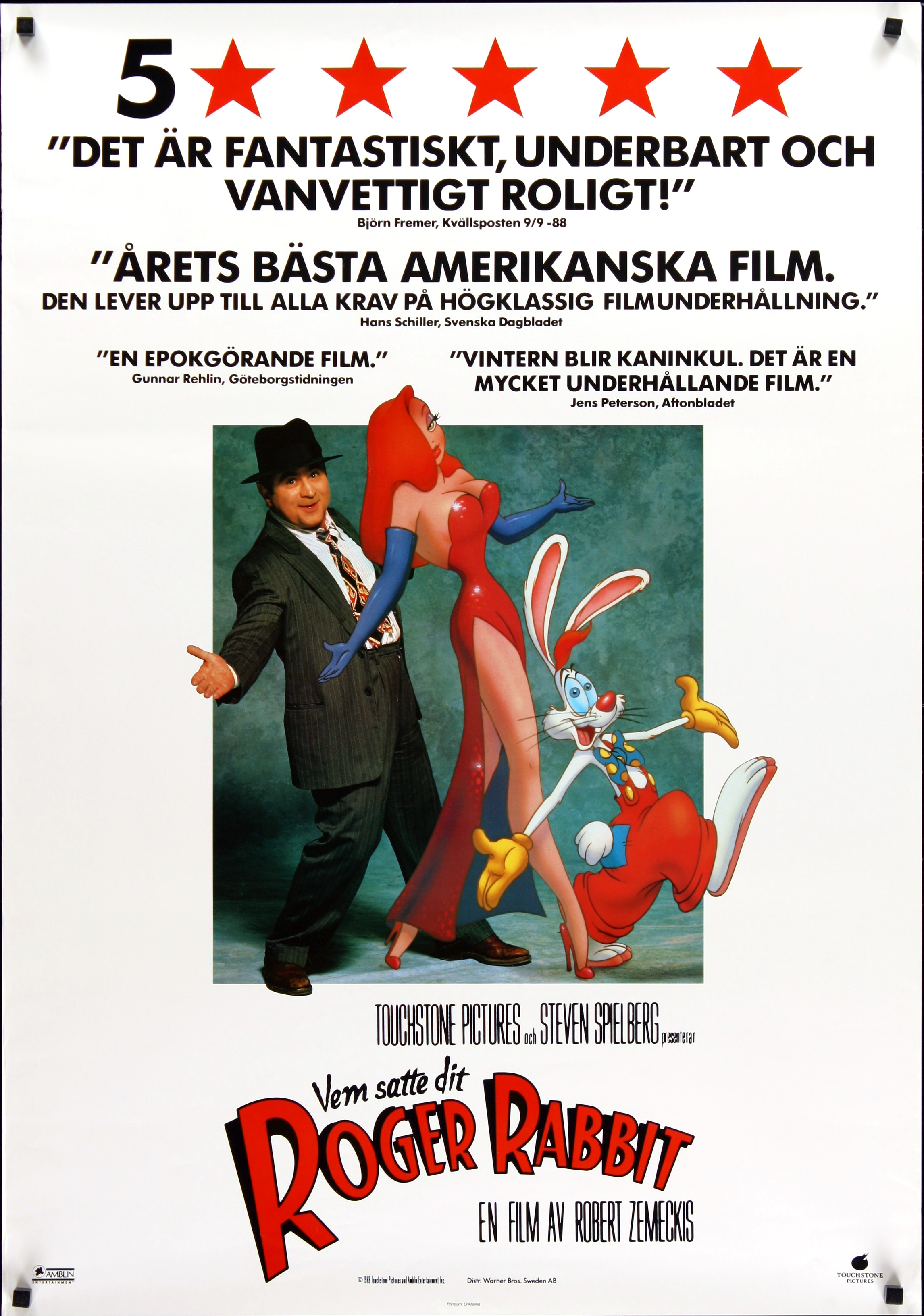 Who framed roger rabbit movie free download - Hollywood horror mp4 ...